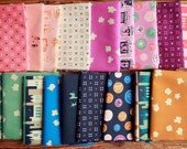 Cotton and Steel Penny Arcade 18 Fat Quarter Bundle 100% Cotton