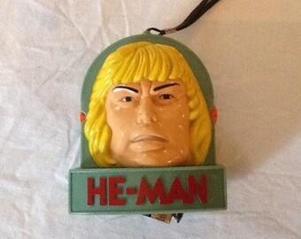 He-Man Skeletor Radio MOTU Masters of the Universe Vintage