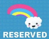 RESERVED for Tara Masciocchi