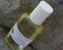 Massage Oil ~ Natural Lavender Massage Oil, relaxing aromatherapy, organic bridal shower favors, Lavender Body Oil, new moms gift idea