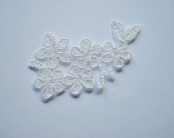 Small Lace Applique