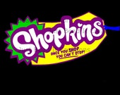 Shopkins Inspired Logo