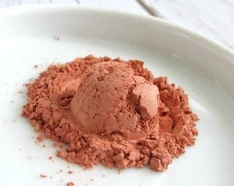 Peach Blush - Mineral Makeup -Natural Makeup - Vegan and Cruelty Free Natural Cosmetics-  AFTERGLOW