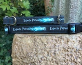 Spellbound Wolf Patronus Magic School Harry Potter Dog Collars