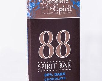 88% Dark Chocolate Bar