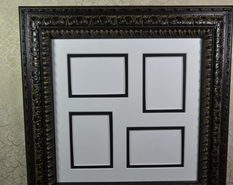 10 x 10 Picture Frame and Sectional ACEO Photo Mat -  ACEO Photo Frame