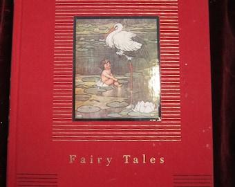 "Vintage Children Book "" Fairy Tales "" by Hans Christian Andersen  1992"