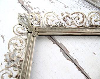Vintage Fancy Gold Frame