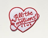 All the Emotions Club Patch