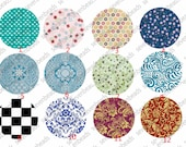 4pcs 10mm,12mm,14mm,16mm,18mm,20mm,25mm,30mm Flower Round Photo Glass Cabochons ,jewelry Cabochons finding beads,glass cabochons findings