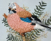 How to Embroider a Jay PDF Book by Ruth Norbury