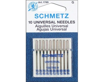 Schmetz Universal Needle Ball Point Assortment 1789 G