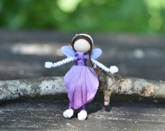 Miniature fairy doll