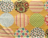 Blossom Urban Chiks Picnic Patchwork sweet maple moda fabrics 3/4 yard oop htf