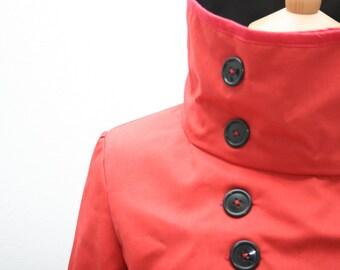 Cosplay Vash Trigun Inspired Jacket