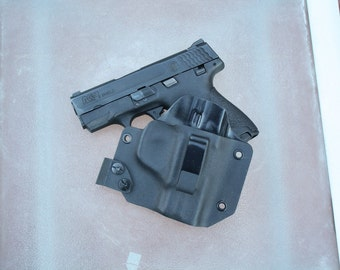 M&P Shield 9mm Kydex Retention Holster