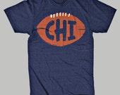 Chicago Bears CHI Football T-Shirt