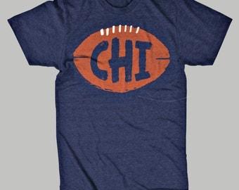 Chicago Bears CHI Football T-Shirt