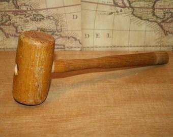 Wooden Mallet - item #1962