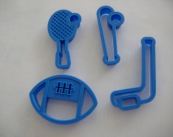 Hockey Cookie Cutter Etsy