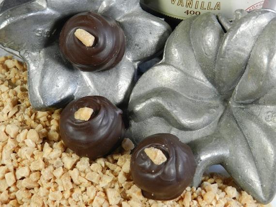 Chocolate Truffles, Toffee, English Toffee, Dark Chocolate, Chocolate ...