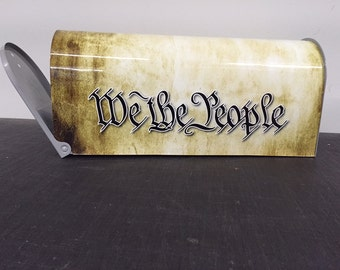 We the People Constitution Mailbox