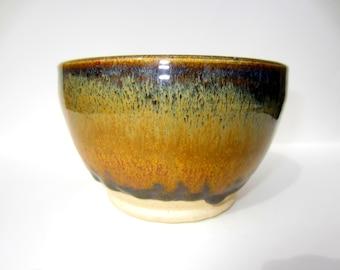 Wheel thrown bowl-#2
