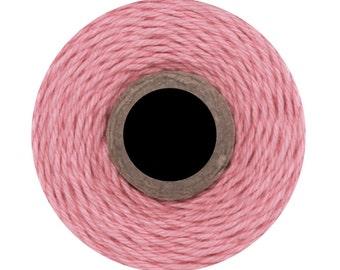 Solid Light Pink Divine Twine (240 yards) Solid Light Pink