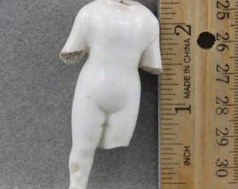 Antique Excavated German Doll Body