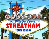 Welcome to Fabulous Streatham print