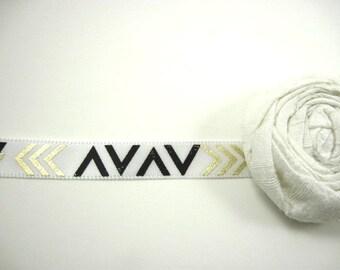 Bohemian wedding - boho - tribal sash - bridal sash - maternity sash - white sash