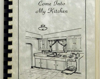 Favorite Recipes Gathered By The Troyer's Come Into My Kitchen 1981 Ohio Troyer