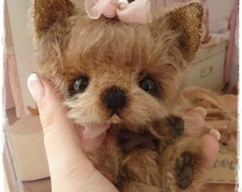 Sewing Kit For 5,5 inch Yorkie