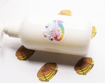 Buttermilk Pancakes Liquid Soap - Homemade Soap - Vegan Soap - Body Wash - Glycerin Soap - Hand Soap