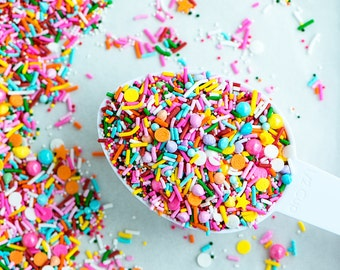CANDY SHOPPE Sweetapolita Sprinkle Medley, Sprinkle Mix, Canadian Sprinkles