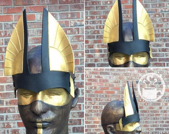 Anubis Ear headdress / headband - halloween cosplay costume accessory