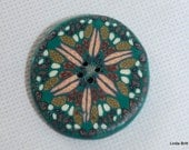Starfish Button - large accent button