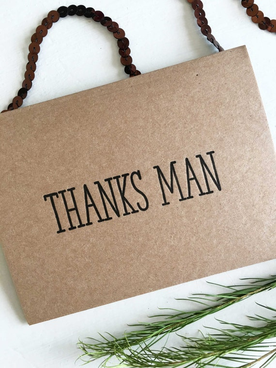 thank you for being my groomsman card groomsmen thank you