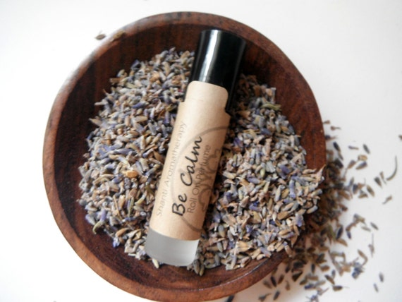 Be Calm Aromatherapy Roll on - Relaxing Aromatherapy Blend