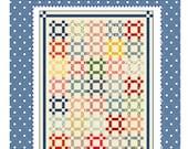 Garden Patch Quilt Pattern by American Jane-  AJ 388