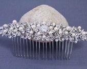 Wedding hair comb Bridal hair accessories Wedding accessories Wedding hair jewellery Wedding decorative combs Bridal hair piece Wedding comb
