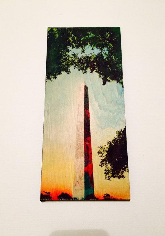 Big Washington Monument