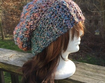 Coral Reef Super Slouchy Hat