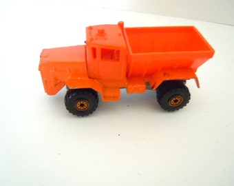 Hot Wheels Oshkosh Snow Plow