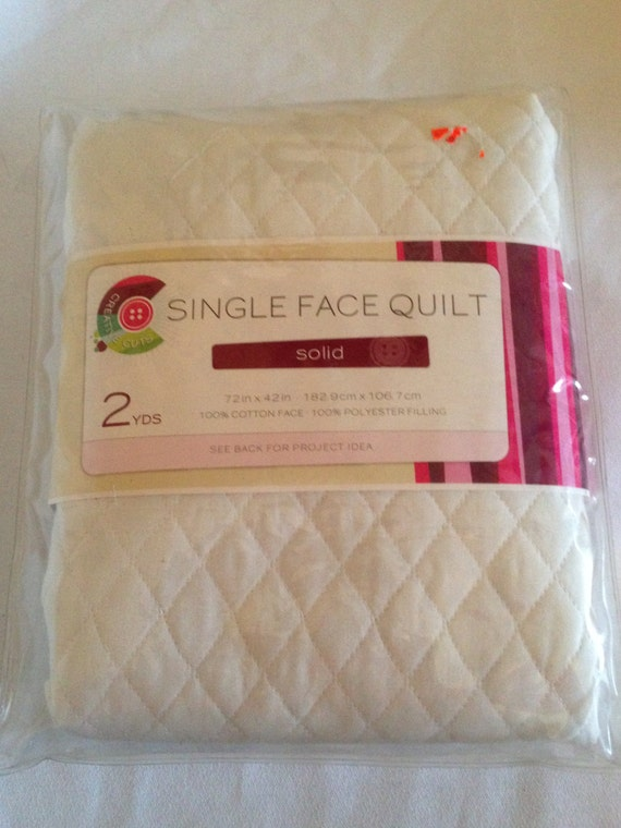 2 Yards Creative Cuts Single Face Crib Quilt Backing Fabric