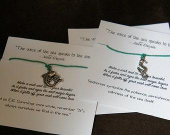 Seahorse/Fish Wish Bracelet!