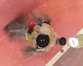 Button Bird by Sadie