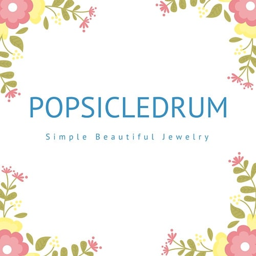 Popsicledrum