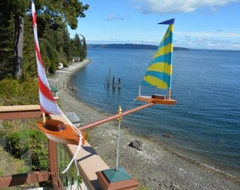 2017 New -Two Boat Whirligig