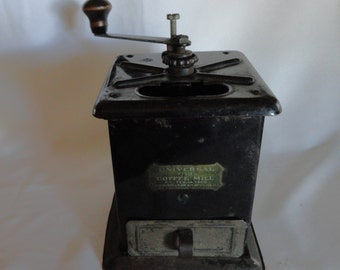 Universal ~110~ Coffee Mill Early 1900's